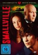 Cover-Bild zu Allison Mack (Schausp.): Smallville - Die komplette 3. Staffel (6 Discs)