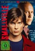 Cover-Bild zu Allison Mack (Schausp.): Smallville - Die komplette 5. Staffel (6 Discs)