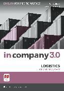 Cover-Bild zu Townend, Jeremy: In Company 3.0 ESP Logistics Student's Pack