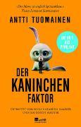 Cover-Bild zu Der Kaninchen-Faktor von Tuomainen, Antti