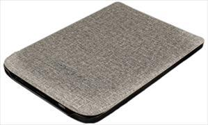 Cover-Bild zu Cover Pocketbook Touch Lux 4/Touch HD 3 Shell grau