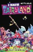 Cover-Bild zu Skottie Young: I Hate Fairyland Volume 4: Sadly Never After