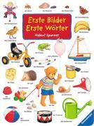 Cover-Bild zu Spanner, Helmut: Erste Bilder - Erste Wörter (Sonderausgabe)