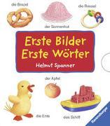 Cover-Bild zu Spanner, Helmut: Erste Bilder - Erste Wörter (4 Titel im Schuber)