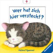 Cover-Bild zu Spanner, Helmut: Wer hat sich hier versteckt?