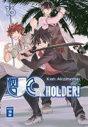 Cover-Bild zu Akamatsu, Ken: UQ Holder! 16