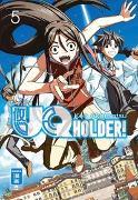 Cover-Bild zu Akamatsu, Ken: UQ Holder! 05