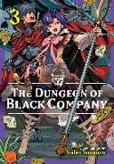 Cover-Bild zu YASUMURA, YOUHEI: The Dungeon of Black Company Vol. 3