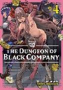 Cover-Bild zu YASUMURA, YOUHEI: The Dungeon of Black Company Vol. 4