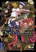 Cover-Bild zu Yasumura, Youhei: The Dungeon of Black Company 02