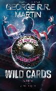Cover-Bild zu Martin, George R.R.: Wild Cards - Die Hexe von Jokertown (eBook)