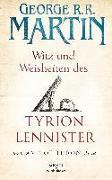 Cover-Bild zu Martin, George R.R.: Witz und Weisheiten des Tyrion Lennister