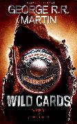 Cover-Bild zu Martin, George R.R.: Wild Cards - Die Gladiatoren von Jokertown (eBook)
