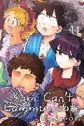 Cover-Bild zu Tomohito Oda: Komi Can't Communicate, Vol. 14