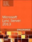 Cover-Bild zu Lewis, Alex: Microsoft Lync Server 2013 Unleashed (eBook)