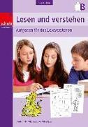 Cover-Bild zu Lesen und verstehen 4./5. Schuljahr. Aufgabe B. Kopiervorlagen von Thüler, Ursula