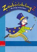 Cover-Bild zu Zauberlehrling / Zauberlehrling 2 von Thüler, Ursula