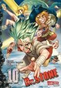 Cover-Bild zu BOICHI: Dr. Stone 10