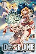 Cover-Bild zu Riichiro Inagaki: Dr. STONE, Vol. 10