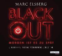 Cover-Bild zu Elsberg, Marc: Blackout - (Audio Download)