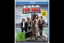 Cover-Bild zu Allyn, Conor (Prod.): For Sale - Haus mit Pool und Leiche