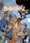 Cover-Bild zu Djian, Jean-Blaise: Die Vier von der Baker Street 07