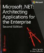 Cover-Bild zu Architecting Applications for the Enterprise, Second Edition von Esposito, Dino