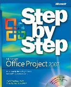 Cover-Bild zu Microsoft Office Project 2007 Step by Step von Chatfield, Carl