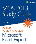 Cover-Bild zu MOS 2013 Study Guide for Microsoft Excel Expert von Dodge, Mark