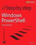 Cover-Bild zu Windows PowerShell Step by Step von Wilson, Ed