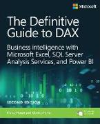 Cover-Bild zu Definitive Guide to DAX, The von Russo, Marco