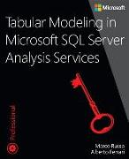 Cover-Bild zu Tabular Modeling in Microsoft SQL Server Analysis Services von Russo, Marco
