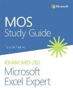 Cover-Bild zu MOS Study Guide for Microsoft Excel Expert Exam MO-201 von McFedries, Paul