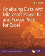 Cover-Bild zu Analyzing Data with Power BI and Power Pivot for Excel von Ferrari, Alberto