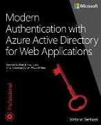 Cover-Bild zu Modern Authentication with Azure Active Directory for Web Applications von Bertocci, Vittorio