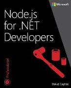 Cover-Bild zu Node.js for .NET Developers von Gaynes, David