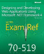 Cover-Bild zu Designing and Developing Web Applications Using Microsoft® .NET Framework 4 von Northrup, Tony