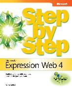Cover-Bild zu Microsoft Expression Web 4 Step by Step von Leeds, Chris