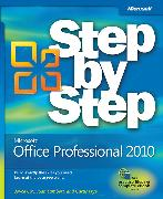 Cover-Bild zu Microsoft Office Professional 2010 Step by Step von Lambert, Joan