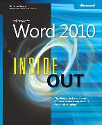Cover-Bild zu Microsoft Word 2010 Inside Out von Murray, Katherine