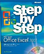 Cover-Bild zu Microsoft Office Excel 2007 Step by Step von Frye, Curtis