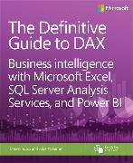 Cover-Bild zu Definitive Guide to DAX, The von Ferrari, Alberto