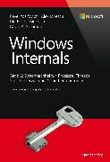 Cover-Bild zu Windows Internals (eBook) von Ionescu, Alex