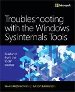 Cover-Bild zu Troubleshooting with the Windows Sysinternals Tools (eBook) von Russinovich, Mark E.