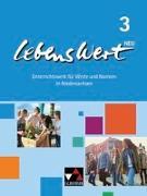 Cover-Bild zu Peters, Jörg (Hrsg.): LebensWert 3 - neu. Niedersachsen