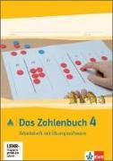 Cover-Bild zu Das Zahlenbuch. 4.Schuljahr. Arbeitsheft mit CD-ROM. Neubearbeitung