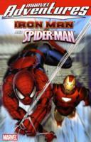 Cover-Bild zu Michelinie, David (Illustr.): Marvel Adventures Iron Man Spider-man