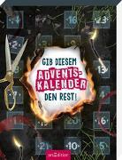 Cover-Bild zu Gib diesem Adventskalender den Rest!