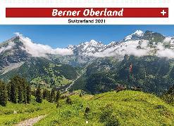 Cover-Bild zu Cal. Berner Oberland 2021 Ft. 31,5x23