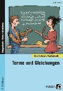 Cover-Bild zu Terme und Gleichungen von Spellner, Cathrin